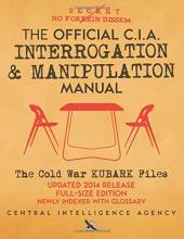 CIA Interrogation Manipulation KUBARK