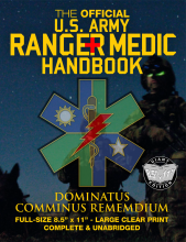 US Army Ranger Medic Handbook