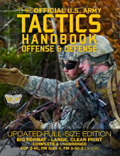 US Army Tactics Offense and Defense