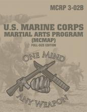 US Marine Corps Martial Arts Program MCMAP