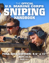 US Marine Corps Sniping Book