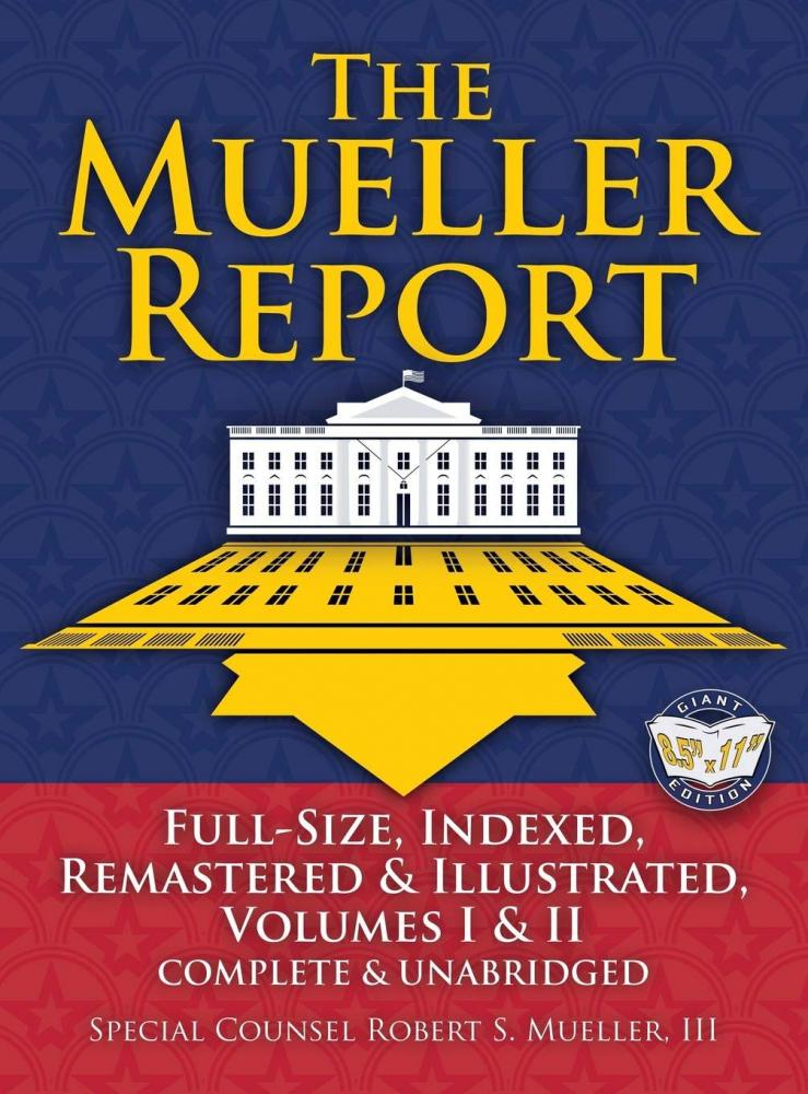 The Mueller Report Hardcover Hardback