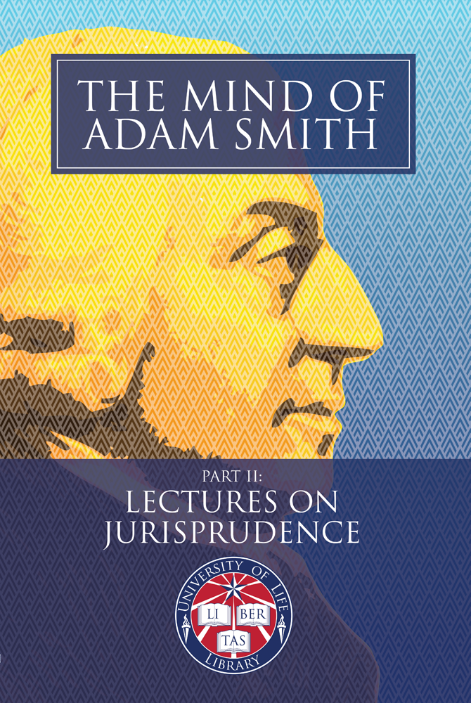 Adam Smith Lectures on Jurisprudence Book