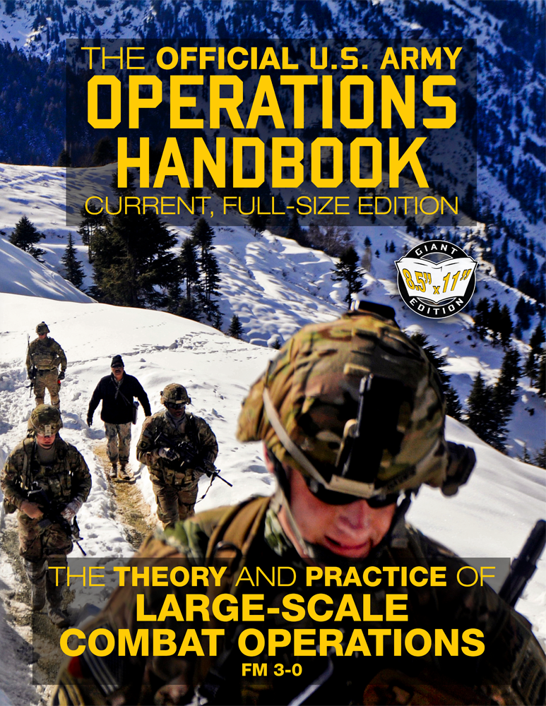 US Army Operations Manual