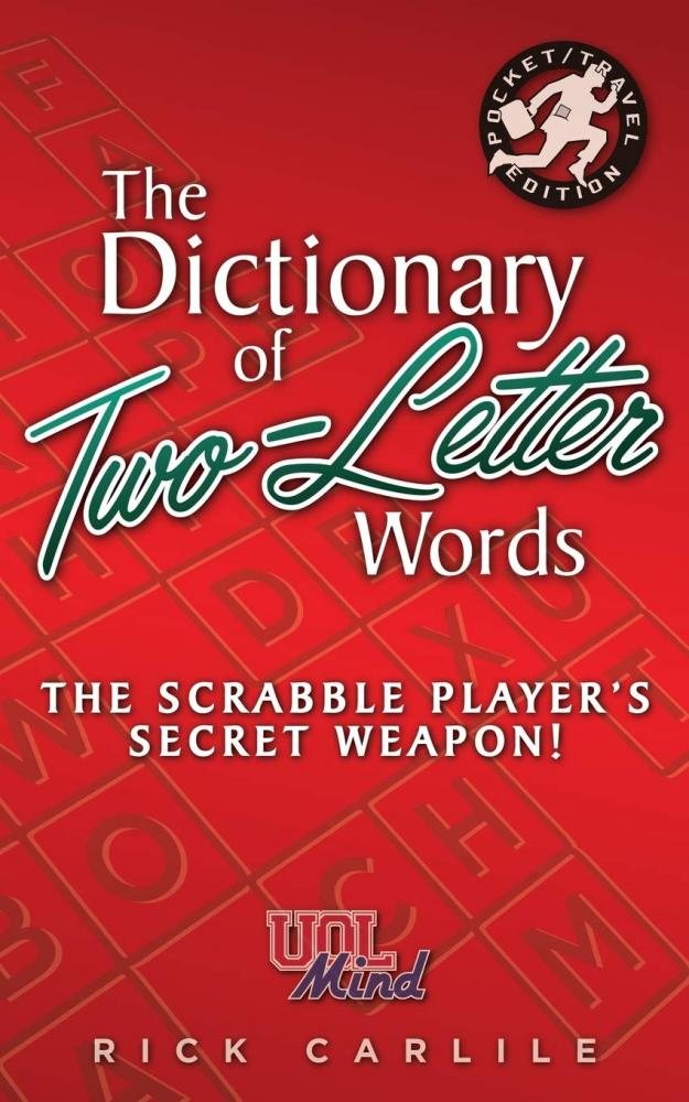 Dictionary of Two-Letter Words Rick Carlile