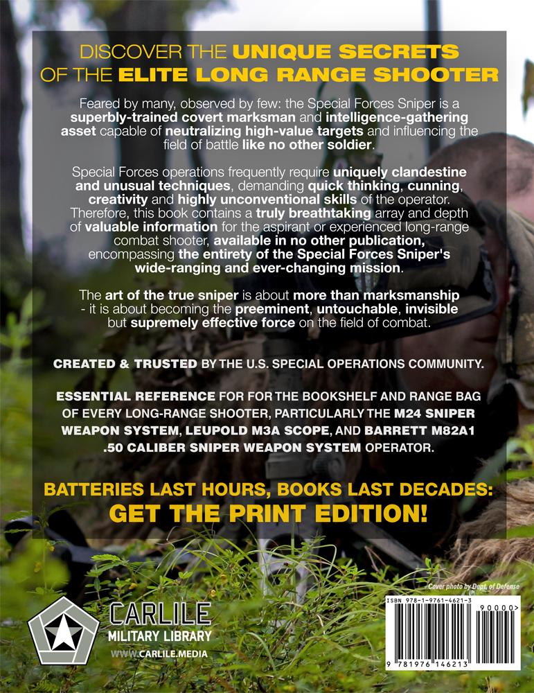 Special Forces Sniper Handbook