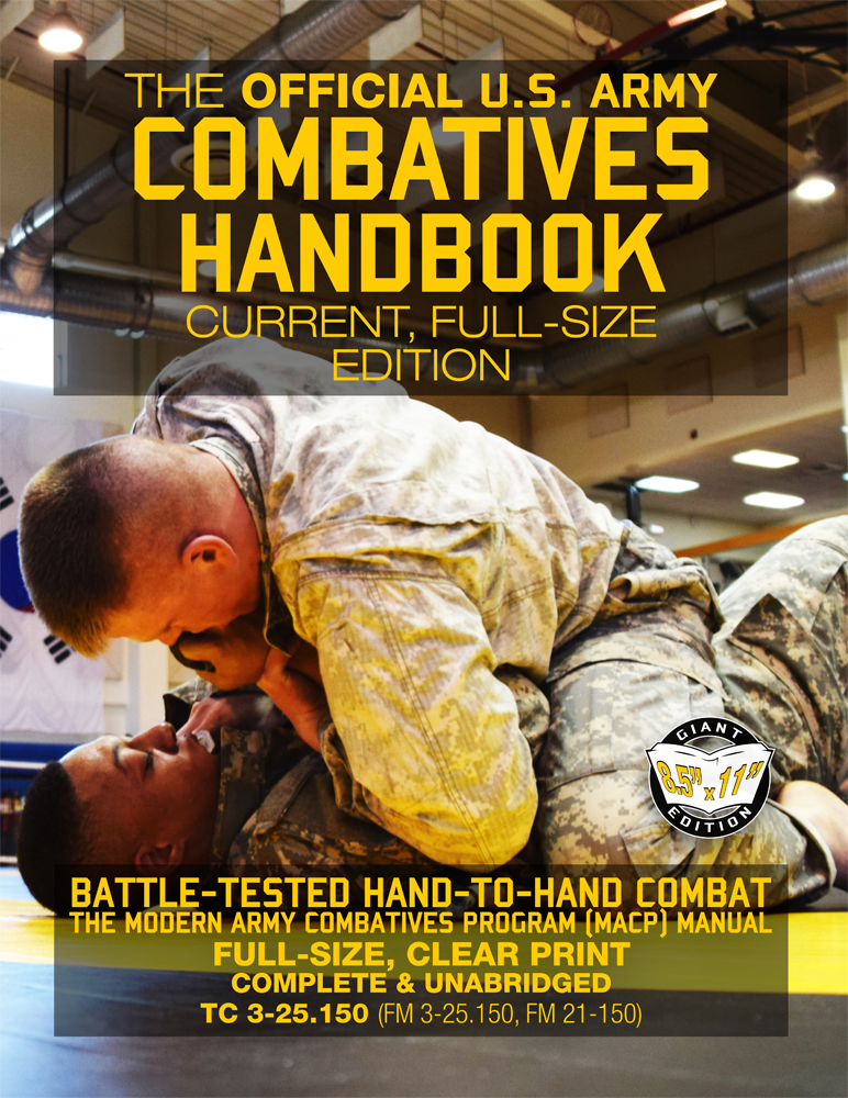 US Army Combatives Manual