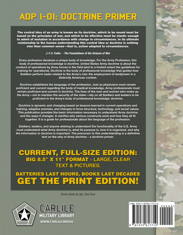 US Army Doctrine