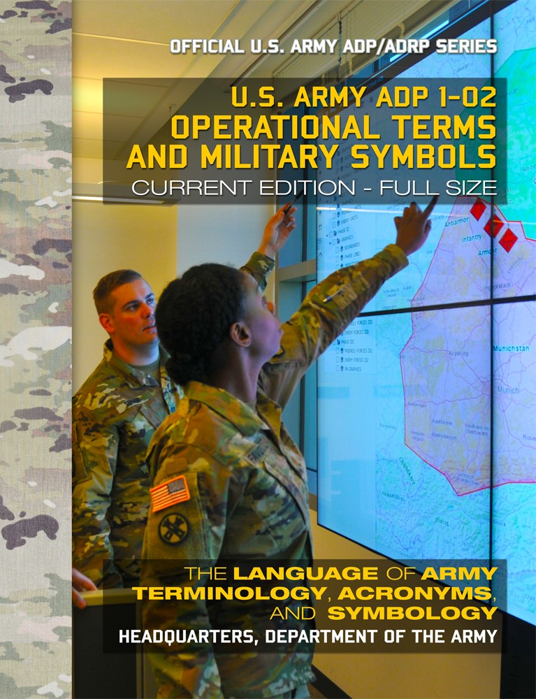 US Army Operational Terms and Military Symbols